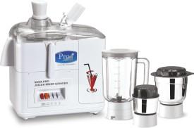 Prolife Nova Pro 750W Juicer Mixer Grinder