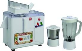 Signoracare SJG-3100 Juicer Mixer Grinder