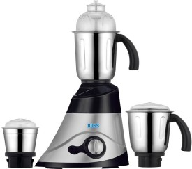 Boss Fortune 750W Mixer Grinder (3 Jars)