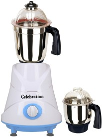 Celebration MG16-496 2 Jars 600W Mixer Grinder