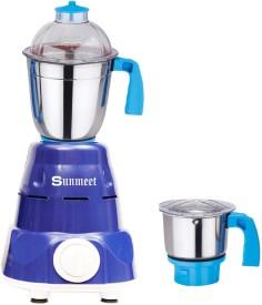 Sunmeet Prompt 600W Mixer Grinder (2 Jars)