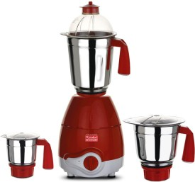 Kitchen King Red Chille 750W Mixer Grinder