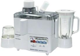 Panasonic MJ-M176P 270W Juicer Mixer Grinder