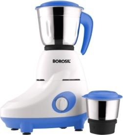 Borosil Star-II 500W 2 Jar Mixer Grinder