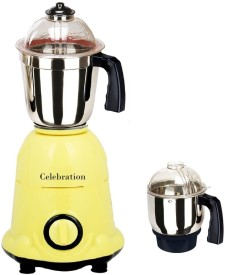 Celebration MG16-9 2 Jar 600W Mixer Grinder