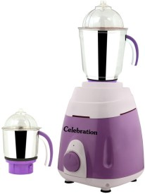 Celebration MG16-197 2 Jars 600W Mixer Grinder