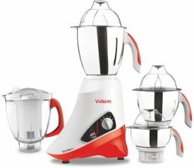 Vidiem Versa Pro 750W Mixer Grinder (4 Jars)