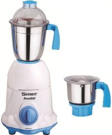 Sunmeet I Smart 600W Mixer Grinder (2 Jars)