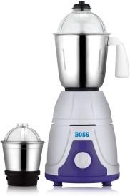 Boss Flora 550W Mixer Grinder (2 Jars)