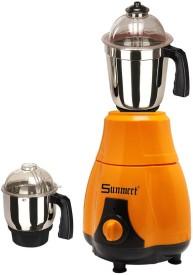 Sunmeet MG16-442 2 Jars 600W Mixer Grinder