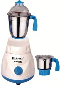 Rotomix MG16-533 2 Jars 600W Mixer Grinder
