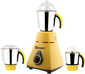 Sunmeet MG16-429 3 Jars 600W Mixer Grinder
