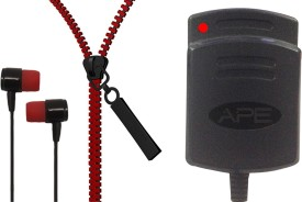 APE Charger and Zipper Handsfreefor Sony Xperia Z1 C6902 Combo Set