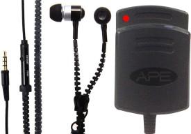 APE Charger and Zipper Handsfreefor Lemon Ocean6 Combo Set