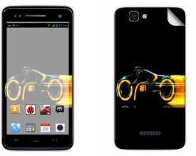 Skintice SKIN9407-fk Micromax Canvas 2 Colors A120 Mobile Skin