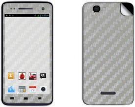 Skintice TXT1SKIN380 Micromax Canvas 2 Colors A120 Mobile Skin