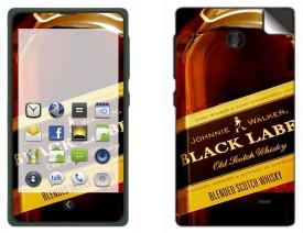 Skintice SKIN2535-fk Nokia X Mobile Skin