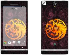 Skintice SKIN10191-fk Sony Xperia M Mobile Skin