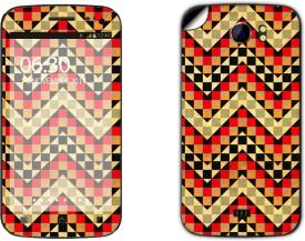 Skintice SKIN10605-fk Micromax Canvas 2 A110 Mobile Skin