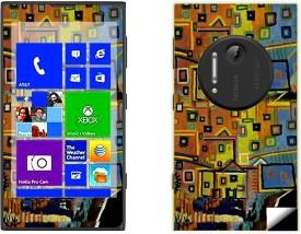 Skintice SKIN9085-fk Nokia Lumia 1020 Mobile Skin