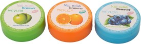Meylon Nail Polish Remover (Apple, Orange,..