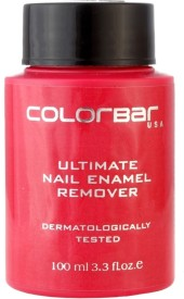 Colorbar Ultimate Nail Enamel Remover