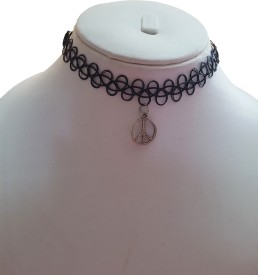 75a2e2a7dd899 Choker Necklace - Buy Choker Necklace Online at Low Prices In India ...