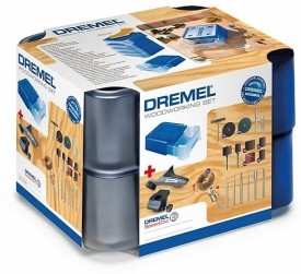 Dremel 2615.073.0JA Wood Working Accessories Set