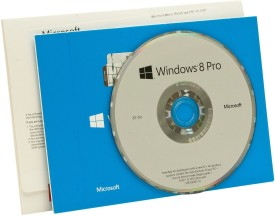 Microsoft Windows 8 Professional 32 Bit Opera..
