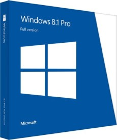 Microsoft Windows 8.1 Pro Upgrade Pack (32/64..