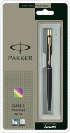 Parker Classic Matte Black GT Ball Pen