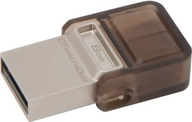 Kingston Data Traveler MicroDuo 8GB OTG Pen Drive