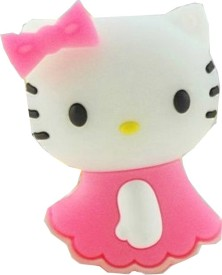 Microware Hello Kitty Shape Designer 4 GB Pen Drive