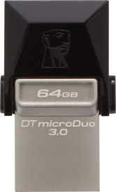 Kingston Data Traveler MicroDuo USB 3.0 64GB OTG Pendrive