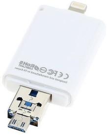 ROQ 3 In 1 Iflash 64GB USB 3.0 OTG Pendrive