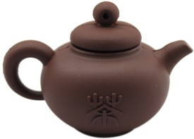 Microware Teapot Kettle Shape Designer Pen Drive 4 GB (Brown)