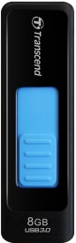 Transcend Jet Flash 760 8GB Pen Drive (Blue)