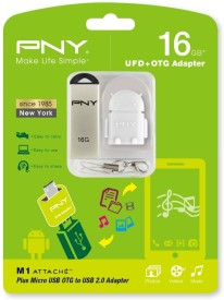 PNY M1 Attache 16GB Pen Drive