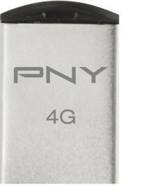 PNY Micro M1 Attache 4GB USB 2.0 Pen Drive