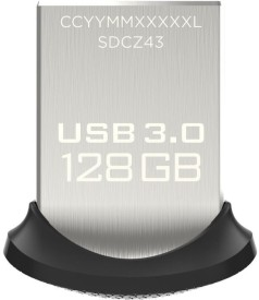 Sandisk Ultra Fit 128 GB USB 3.0 Pen Drive