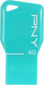 PNY Key Attache 4GB Pen Drive