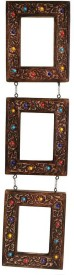 Craftatoz 3 lair photo frame 6 inch handcrafted
