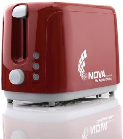 Nova NBT-2308 2 Slice Pop Up Toaster