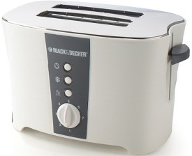 Black & Decker Cool Touch Toaster ET122 Pop Up Toaster