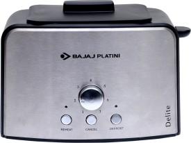 Bajaj Platini Delite 2 Slice Pop Up Toaster