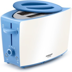 Eveready PT101 750W Pop Up Toaster