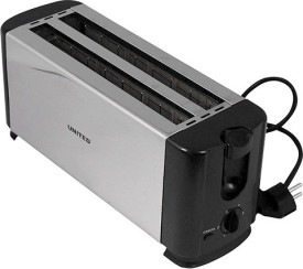 United T-802A 4 Slice Pop Up Toaster