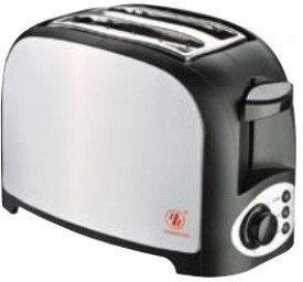 Skyline VTL-7023 750W 2 Slice Pop Up Toaster