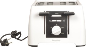 Silver Crest SGS 1500W Pop Up Toaster
