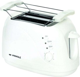 Pringle PT-401 2 Slice Pop Up Toaster